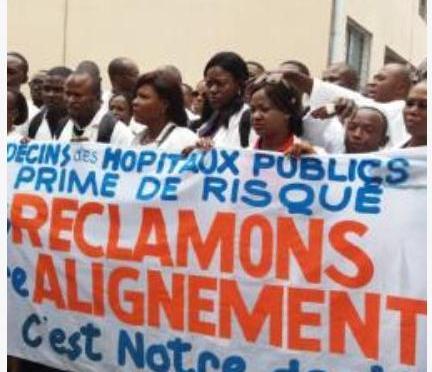 MEDECINS NON PRIMÉS/RDC