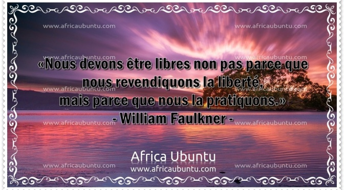 Citation Inspirante