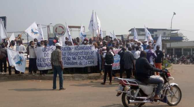 La marche du 09/07/2020-RDC
