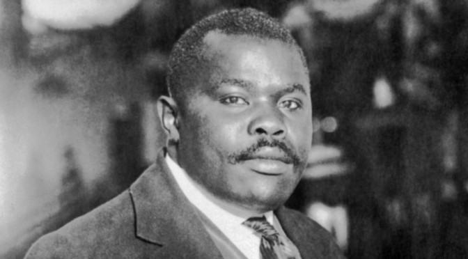 18 Citations de Marcus Garvey