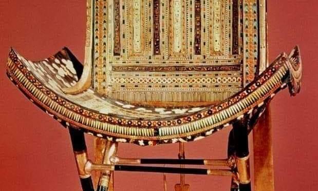 Le siège royal du Roi- L'AFRIQUE et ses valeurs.